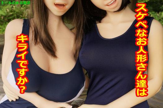 【新着同人誌】スケベなお人形達はキライですか?のトップ画像