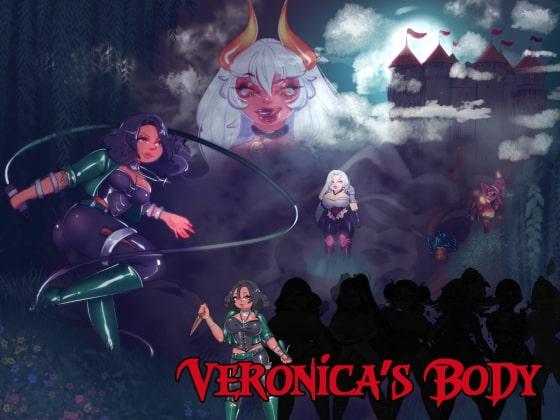 【新着同人ソフト】Veronica's Bodyのトップ画像