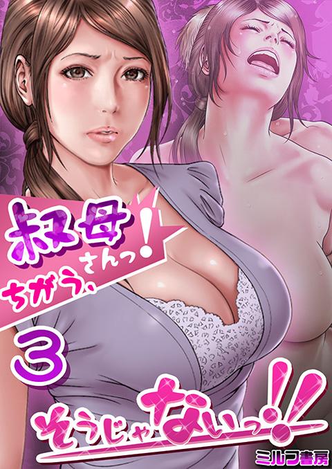 【新着マンガ】叔母さんっ!ちがう、そうじゃないっ!! 【3巻】のアイキャッチ画像